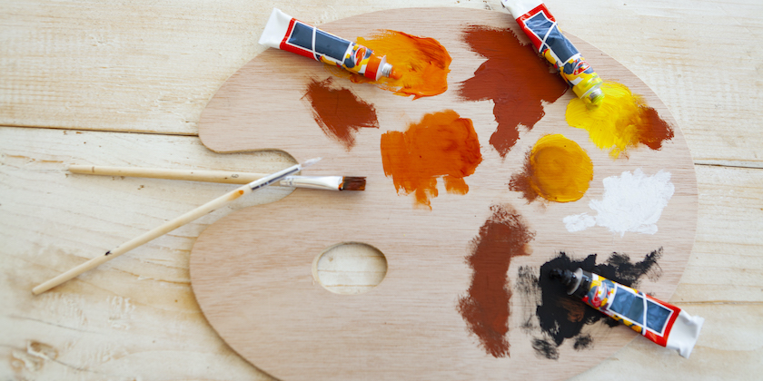 paint brush SLGRN6A